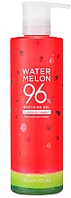 Fragrances, Perfumes, Cosmetics Cooling and Moisturizing Watermelon Gel - Holika Holika Watermelon 96% Soothing Gel