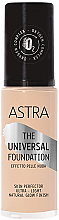 Fragrances, Perfumes, Cosmetics Foundation - Astra Make-up The Universal Foundation