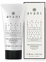 Fragrances, Perfumes, Cosmetics 8 Hour Renewal Sleeping Mask - Avant Discovery Edit -8 hour Radiance Renewal Sleeping Mask