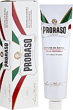 Fragrances, Perfumes, Cosmetics Shaving Soap for Sensitive Skin - Proraso Shaving Soap For Sensitive Skin