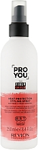 Fragrances, Perfumes, Cosmetics Heat Protection Styling Spray - Revlon Professional Pro You The Fixer Shield Heat Protection Styling Spray