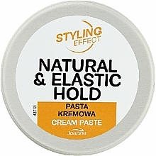 Fragrances, Perfumes, Cosmetics Creamy Paste Mask - Joanna Styling Effect Natural & Elactic Hold Cream Paste
