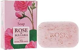Fragrances, Perfumes, Cosmetics Natural Cosmetic Soap with Rose Water - BioFresh Rose of Bulgaria Soap