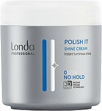 Fragrances, Perfumes, Cosmetics Shine Hair Cream - Londa Professional Polish It Shine Cream