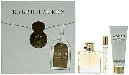 Fragrances, Perfumes, Cosmetics Ralph Lauren Woman By Ralph Lauren - Set (edp/50ml+edp/10ml+b/lot/75ml)