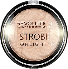 Fragrances, Perfumes, Cosmetics Face Highlighter - Makeup Revolution Strobe Highligters Radiant Lights