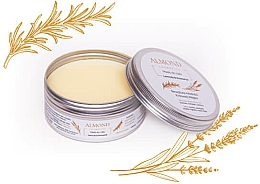 Fragrances, Perfumes, Cosmetics Lavender & Rosemary Body Butter - Almond Cosmetics Lavender & Rosemary Body Butter