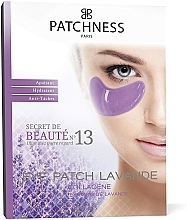 Fragrances, Perfumes, Cosmetics Collagen Eye Patches with Lavender Extract - Patchness Eye Patch Lavender