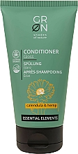 Fragrances, Perfumes, Cosmetics Shine Conditioner - GRN Calendula & Hemp Conditioner