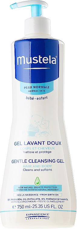 Shower Gel - Mustela Dermo-Cleansing
