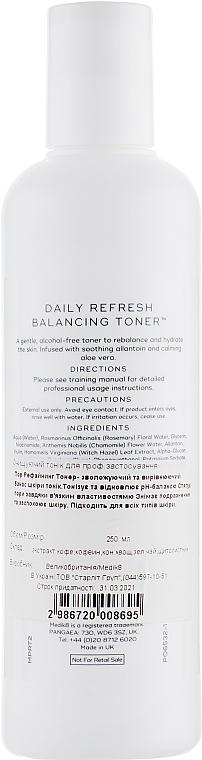 Cleansing Toner - Medik8 Daily Refresh Balancing Toner — photo N2