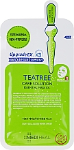 Fragrances, Perfumes, Cosmetics Soothing Sheet Mask - Mediheal Teatree Care Solution Essential Mask Ex