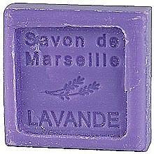 Fragrances, Perfumes, Cosmetics Natural Soap - La Maison du Savon de Marseille Lavande Le Chatelard Soap