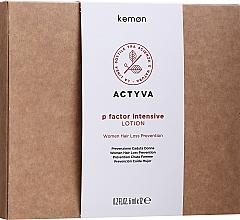 Fragrances, Perfumes, Cosmetics Anti Hair Loss Lotion - Kemon Actyva P Factor Lotion Donna Intensive