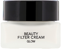 Fragrances, Perfumes, Cosmetics Whitening Face Cream - Son & Park Beauty Filter Cream Glow