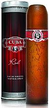 Fragrances, Perfumes, Cosmetics Cuba Red - Eau de Toilette