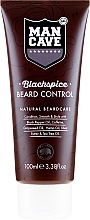 Fragrances, Perfumes, Cosmetics Beard Conditioner - Man Cave Blackspice Beard Control