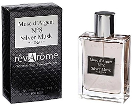 Fragrances, Perfumes, Cosmetics Revarome Private Collection No.8 Silver Musk - Eau de Toilette