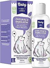 Fragrances, Perfumes, Cosmetics Cleansing Hair & Body Gel - Baby EcoLogica Hair Body Wash Gel