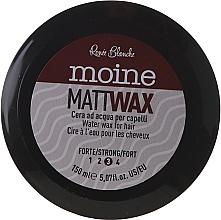 Fragrances, Perfumes, Cosmetics Mattifying Hair Wax - Renee Blanche Moine Matt Wax