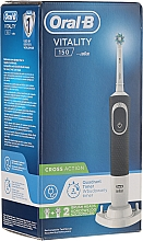 Fragrances, Perfumes, Cosmetics Electric Sonic Toothbrush - Oral-B Vitality 150 Cross Action