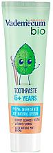 Fragrances, Perfumes, Cosmetics Mint Bio Kids Toothpaste - Vademecum Bio Kids Toothpaste