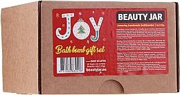 Fragrances, Perfumes, Cosmetics Set - Beauty Jar Joy Bath bomb Gift Set (bath/bomb/4x115g)