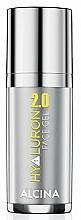 Fragrances, Perfumes, Cosmetics Face Gel - Alcina Hyaluron 2.0 Face Gel