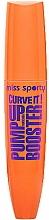 Fragrances, Perfumes, Cosmetics Lash Mascara - Miss Sporty Pump Up Booster Curve It Mascara