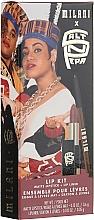 Fragrances, Perfumes, Cosmetics Set - Milani Salt-N-Pepa Lip Kit (lipstick/3.6/g + lip/liner/0.35/g)