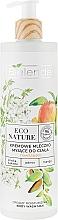 Fragrances, Perfumes, Cosmetics Shower Creamy Milk - Bielenda Eco Nature Creamy Body Wash Milk Kakadu Plum, Jasmine & Mango