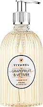 Fragrances, Perfumes, Cosmetics Vivian Gray Vivanel Grapefruit & Vetiver - Liquid Cream Soap
