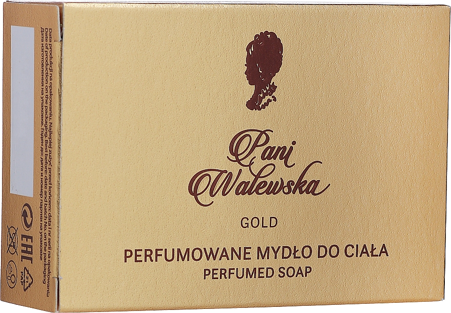Pani Walewska Gold - Soap