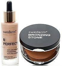 Fragrances, Perfumes, Cosmetics Set - Swederm (bronzer/13g + found/30ml)