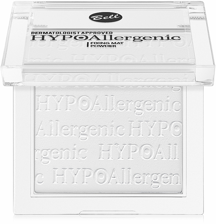 Hypoallergenic Setting Powder - Bell HypoAllergenic Fixing Mat Powder