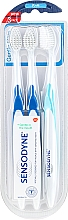 Fragrances, Perfumes, Cosmetics Toothbrush Set, soft - Sensodyne Gentle Care Soft Toothbruhs