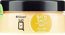 Fragrances, Perfumes, Cosmetics Bath Salt - Silcare Quin Bath Salt Grapefruit