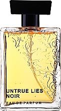 Fragrances, Perfumes, Cosmetics Omerta Untrue Lies Noir - Eau de Parfum