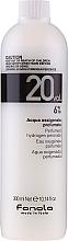 Fragrances, Perfumes, Cosmetics Emulsion Oxidant - Fanola Acqua Ossigenata Perfumed Hydrogen Peroxide Hair Oxidant 20vol 6%