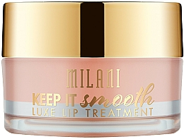 Fragrances, Perfumes, Cosmetics Lip Care Cream - Milani Keep It Smooth Luxe Lip Treatment