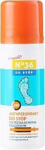 Fragrances, Perfumes, Cosmetics Foot Antiperspirant - Pharma CF No.36 Deodorant