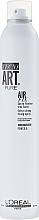 Fragrances, Perfumes, Cosmetics Strong Hold Hair Spray - L'Oreal Professionnel Tecni.art Pure Air Fix Extra-Strong Fixing Spray 5