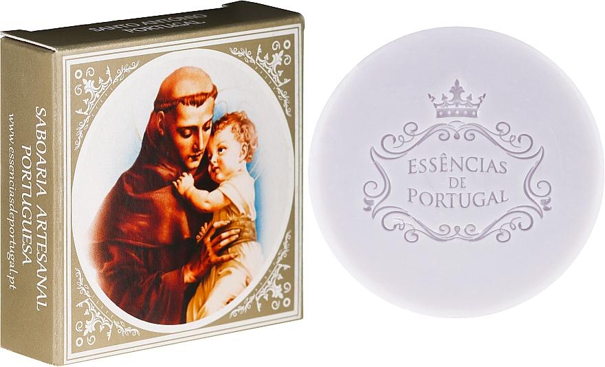 Natural Soap - Essencias De Portugal Religious Santo Antonio Lavender