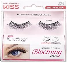 Fragrances, Perfumes, Cosmetics False Lashes - Kiss Natural Flourish Blooming Lashes Peony