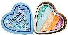Fragrances, Perfumes, Cosmetics Face & Eye Highlighter - I Heart Revolution Mermaid's Heart Highlighter