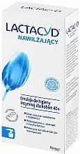 Fragrances, Perfumes, Cosmetics Women Moisturizing Intimate Wash Emulsion 40+ - Lactacyd Body Care