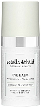 Fragrances, Perfumes, Cosmetics Eye Balm - Estelle & Thild BioCalm Eye Balm