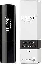 Fragrances, Perfumes, Cosmetics Lip Balm - Henne Organics Luxury Lip Balm V2