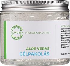 Fragrances, Perfumes, Cosmetics Aloe Vera Body Gel Mask - Yamuna Aloe Vera Gel Mask