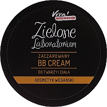 Fragrances, Perfumes, Cosmetics Face & Body BB Cream - Zielone Laboratorium